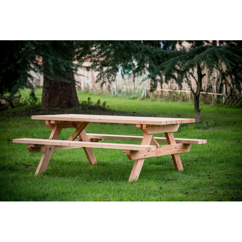 TABLE  FORESTIERE  douglas