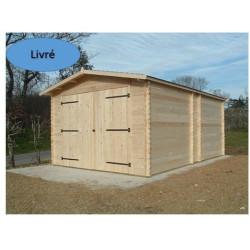 Garage Dorna  3.5 x 5.4 m