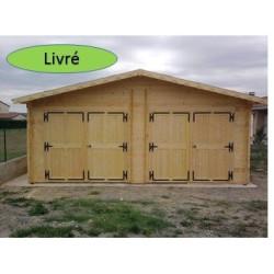 Garage VENDOME 6.2X6.2m