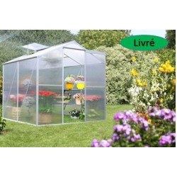 Serre jardin 2,47 m2