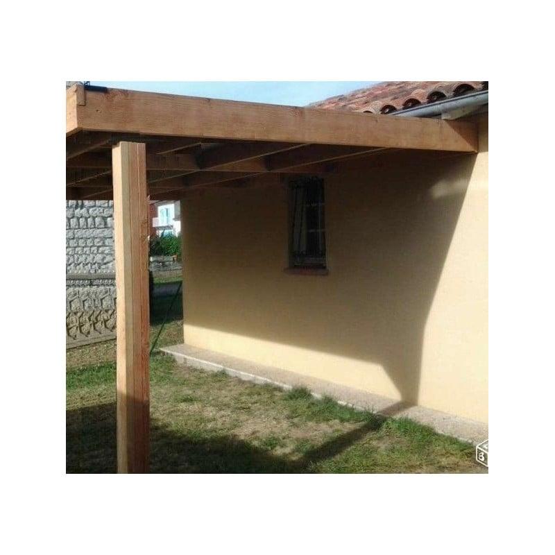 Ossature PLAZA 4.5x7m