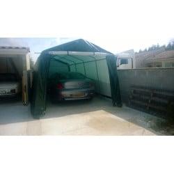 Abri voiture toile 3x6m