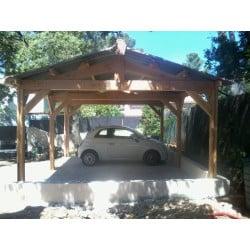 Carport FRANCHE 5x6.5m