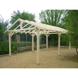Auvent ARBOIS 3,5x5.5m