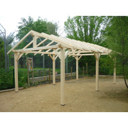 Auvent ARBOIS 3,5x6.5m