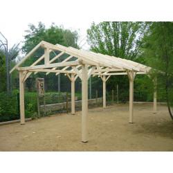 Auvent ARBOIS 4,5x5,5m