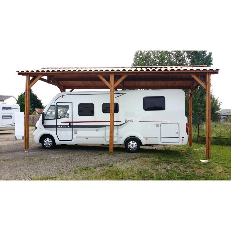 Abri camping-car LIBERTÉ 5x 7m