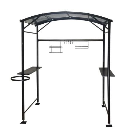 Carport barbecue 1,80m x 1,30m
