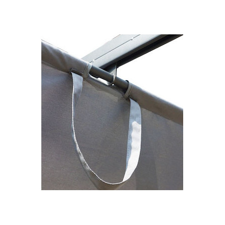 Pergola aluminium 4x3m