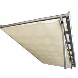 Rideau d'ombrage pour toit terrasse TT 3042AL