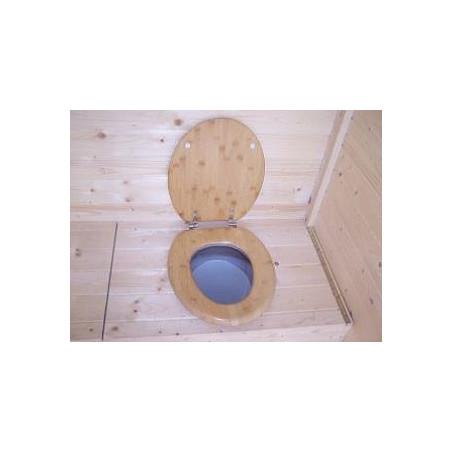 Abri WC  EDEN en panneaux 16 mm