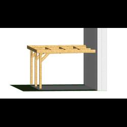 Ossature PLAZA 3.5x7m
