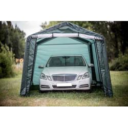 Abri/Garage voiture en toile 3x6m