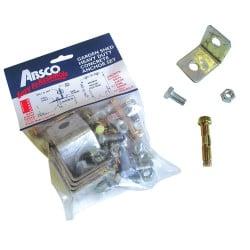 Kit de fixation au sol  abris métal ABSCO